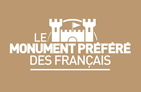 Logo Le Monument préféré des Français 2015